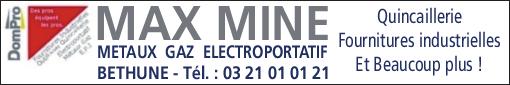 logo Max Mine