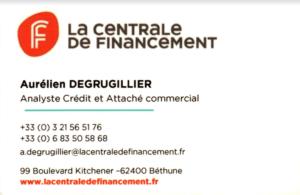 Logo Aurélien Dégrugillier