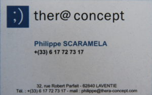 Logo Thera Concept