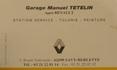 Carte Garage Manuel Tetelin